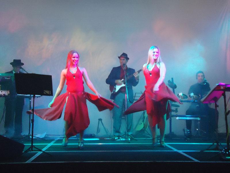 Novas Bailarinas – Banda Duplo Sentido